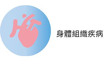 身體組織疾病