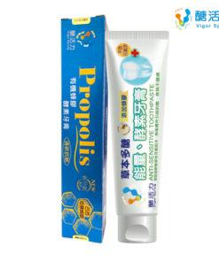 醣活力有機蜂膠酵素牙膏